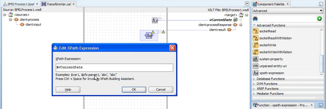 Oracle Fusion Blog: The Use Of Variable In A XSL Code